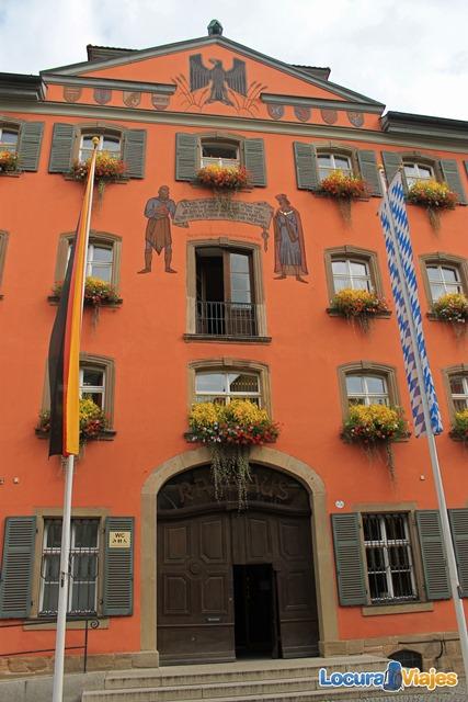 Dinkeslbühl-ayuntamiento