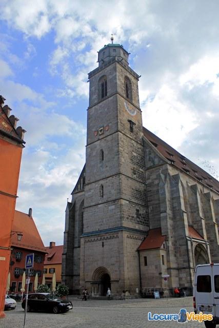 Dinkeslbühl-iglesia-san-jorge