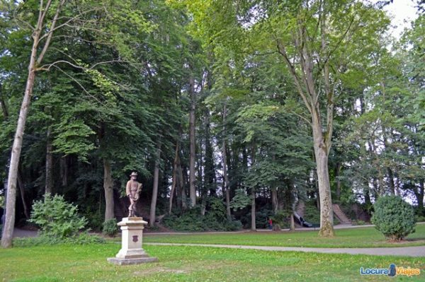 Dinkeslbühl-parque