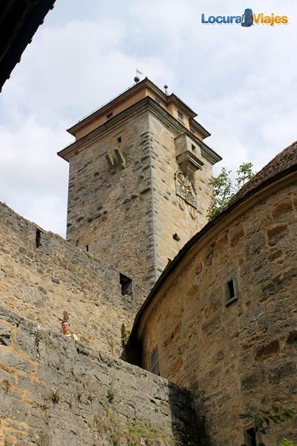 Rothenburg-ob-der-Tauber-torres