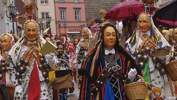 Resultado de imagen de carnaval sur de alemania