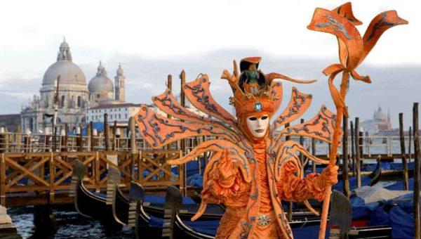 Carnaval De Venecia 2020 La Ciudad De Los Canales