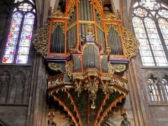 La Catedral de Notre-Dame de Estrasburgo