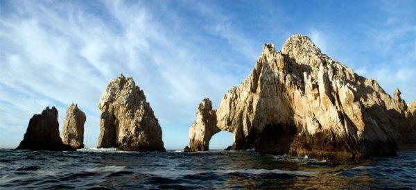Arco de los Cabos en Baja California Sur