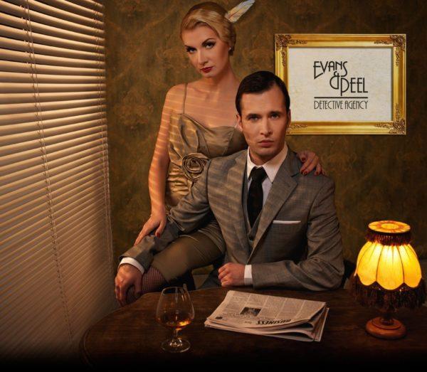 Evans and Peel Detective Agency