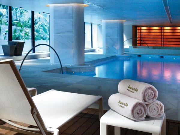 Hotel de 5 estrellas en c diz barcel sancti petri spa - Que es un spa ...