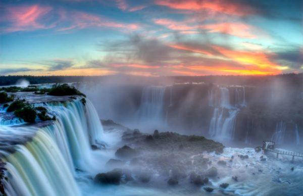 atardecer-Iguazu