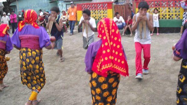 Danzas en honor a los Dioses