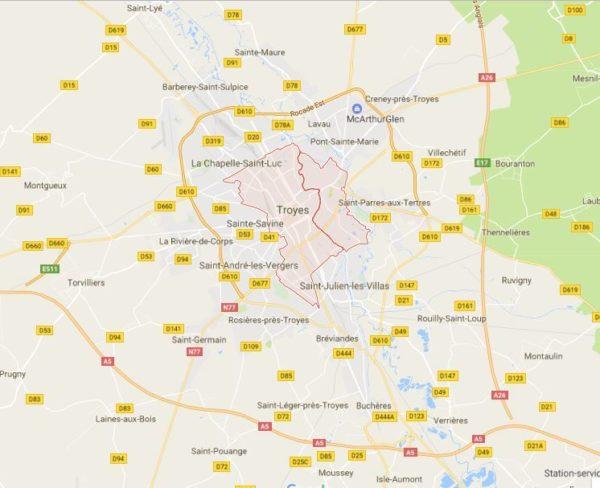 Ciudades medievales de Francia Troyes  LocuraViajescom