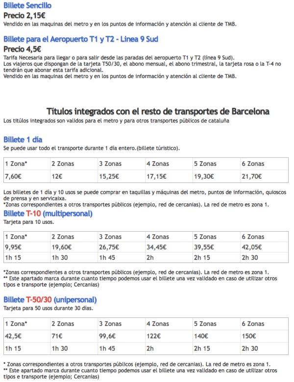 las-tarifas-de-metro-de-barcelona-2016-precios