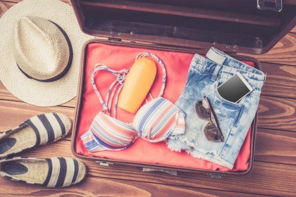 Trucos la maleta de verano