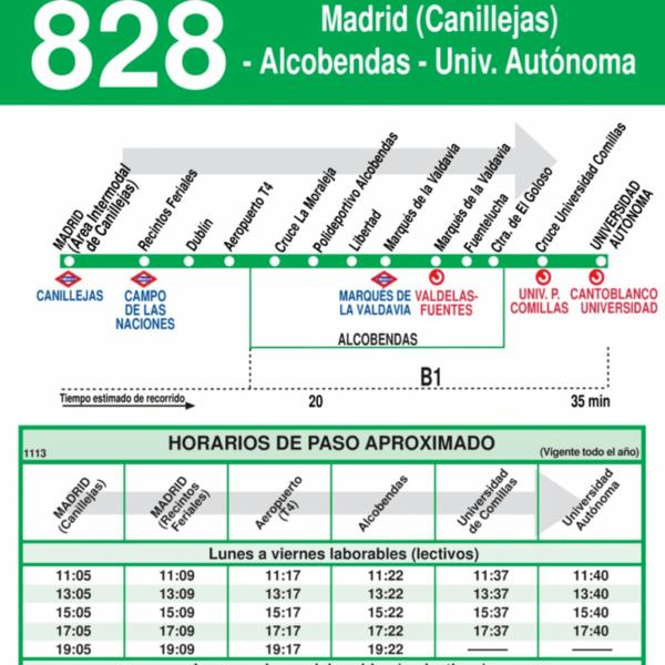 como-llegar-aeropuerto-madrid-bus-828
