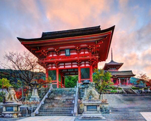 Viaje japon Templo Kiyomizu dera