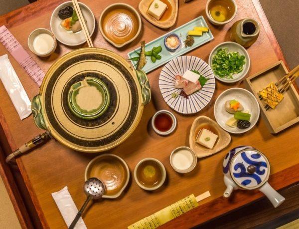 Viaje japon comida