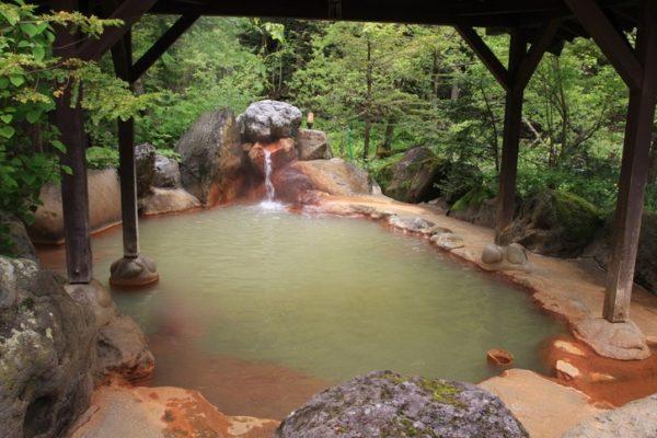 Viaje japon onsen
