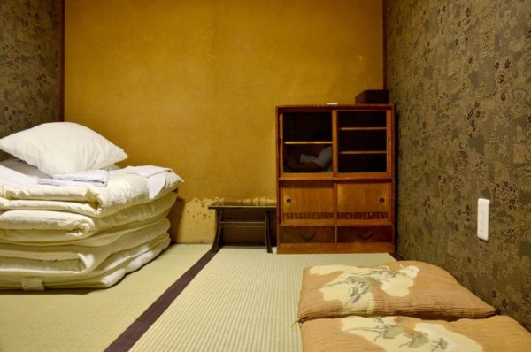 Viaje japon ryokan