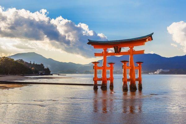 Viaje japon santuario miyajima
