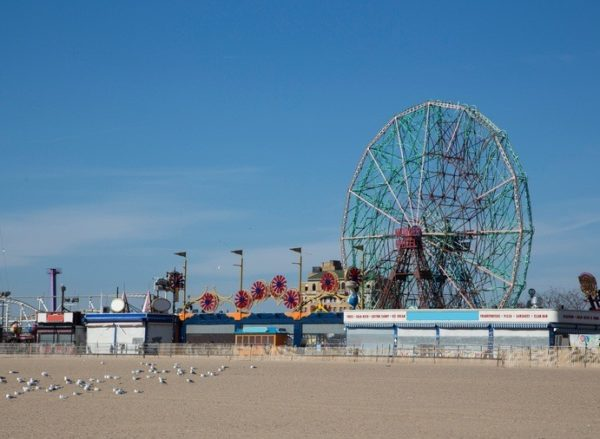 Visitas alternativas nueva york coney island