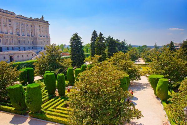 Madrid una gu a con 55 atractivos tur sticos recomendados for Jardines de sabatini conciertos 2017