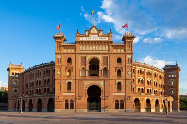 Guia madrid plaza toros ventas
