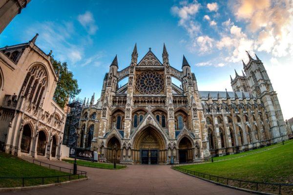 Lugares mas populares del reino unido abadia de westminster