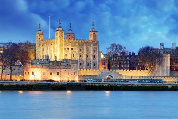 Lugares mas populares del reino unido