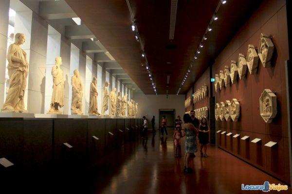 Esculturas del Campanario del Duomo