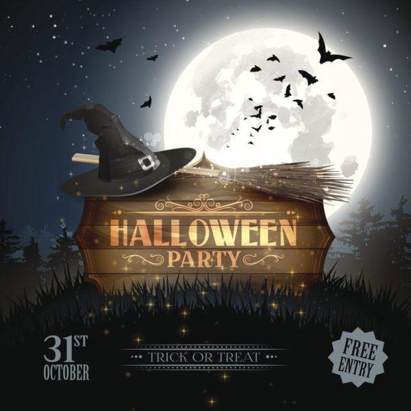Donde Salir De Fiesta Por Madrid En Halloween 2019 Locuraviajescom - Imagenes-terrorificas-de-halloween