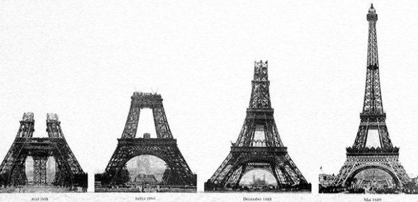 Arco del triunfo de barcelona d nde est historia y for Quien hizo la torre eiffel