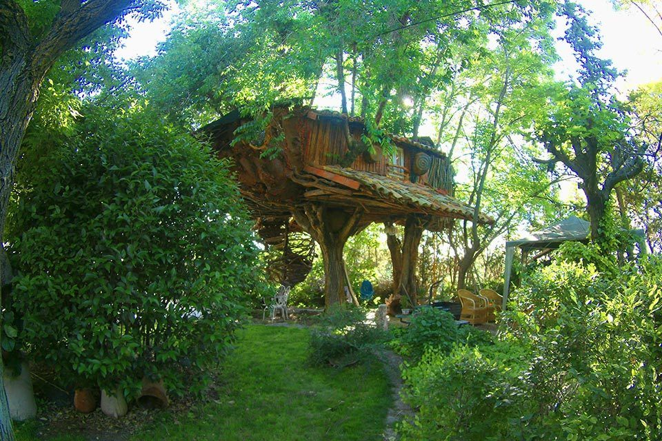 Las 10 mejores caba as en rboles de espa a y del mundo for Alojamientos cabanas en los arboles