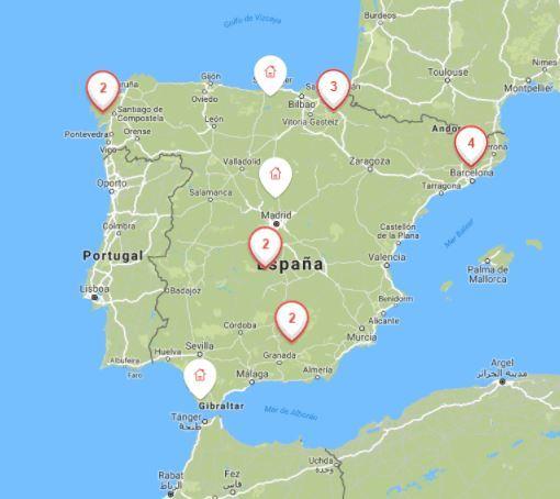 Las 10 mejores caba as en rboles de espa a y del mundo - Cabanas en los arboles espana ...