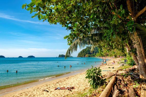 Mejores playas tailandia koh chang