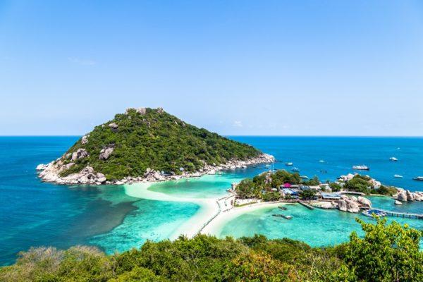 Mejores playas_tailandia Koh Nangyuan