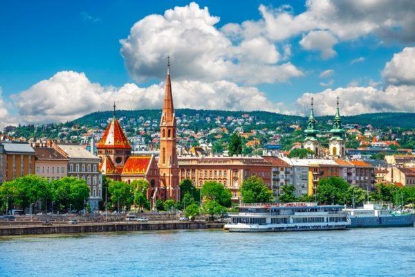 Destinos mas baratos de europa para viajar hungria