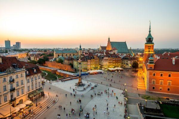 Destinos mas baratos de europa polonia