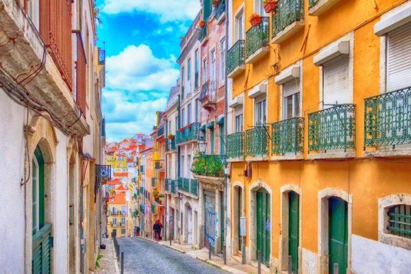 Destinos mas baratos de europa portugal