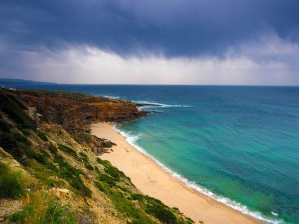 Playas mas bonitas de portugal ericeira