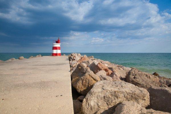 Playas mas bonitas de portugal isla de tavira