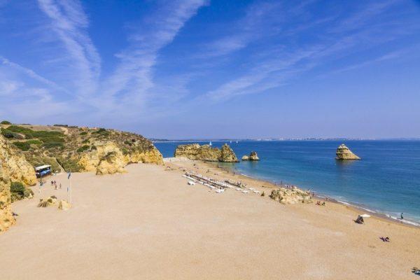 Playas mas bonitas de portugal playa de dona ana
