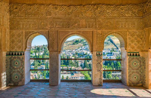 Lugares interes turistico alhambra