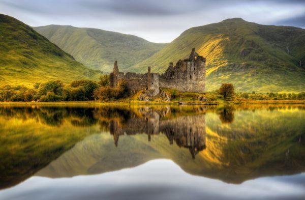 mejores-castillos-de-escocia-istock