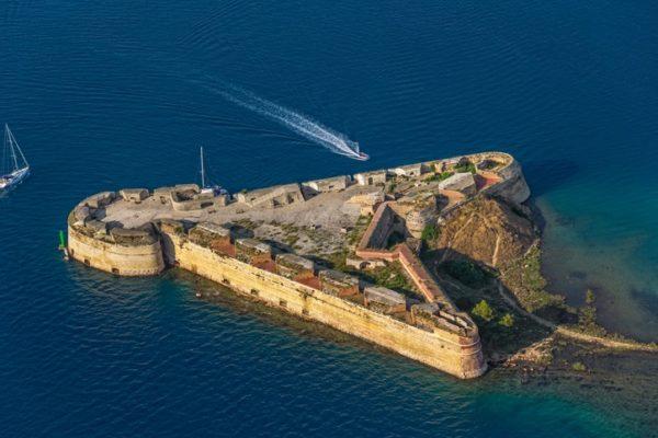 Sibenik que ver fortaleza san nicolas
