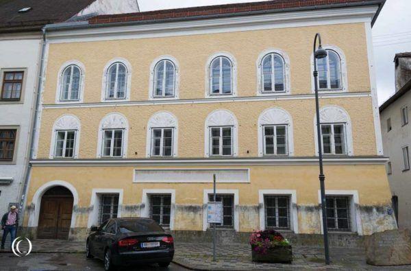La Casa donde nació Adolf Hitler
