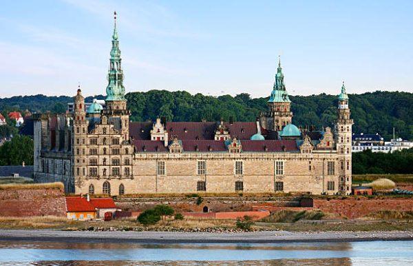 Los patrimonios europeos de unesco Castillo de Kronborg
