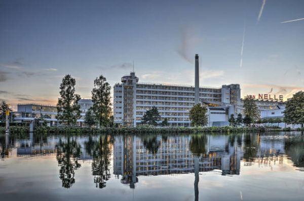 Los patrimonios europeos de unesco La fábrica de Van Nelle