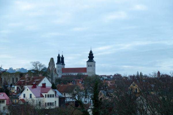 Los patrimonios europeos de unesco Visby
