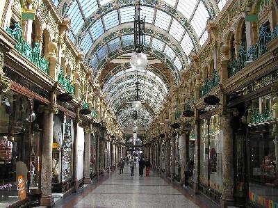 Victoria Quarter en Leeds